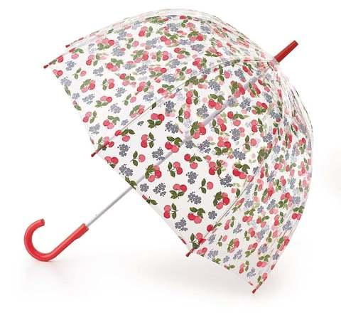 Зонт женский трость Cath Kidston Fulton Cherry (Вишня)