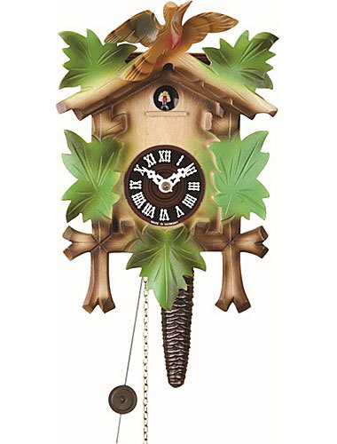 Часы настенные Часы настенные с кукушкой Trenkle 619 bunt chasy-nastennye-s-kukushkoy-trenkle-619-bunt-germaniya.jpg
