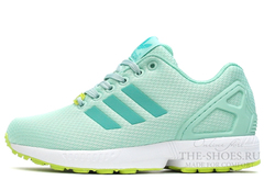 Кроссовки Женские Adidas ZX Flux Light Mint