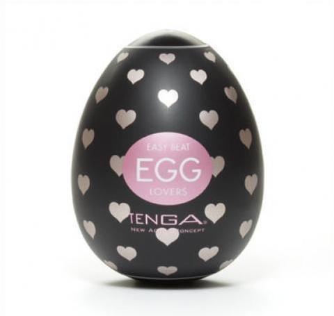 Яйцо мастурбатор для мужчин TENGA EGG LOVERS