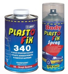 Грунт по пластику 1к BODY 340 PLASTOFIX