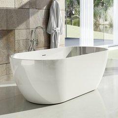 Смеситель для ванны напольный Ravak X070059 фото