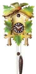 Часы настенные с кукушкой Trenkle 619 bunt