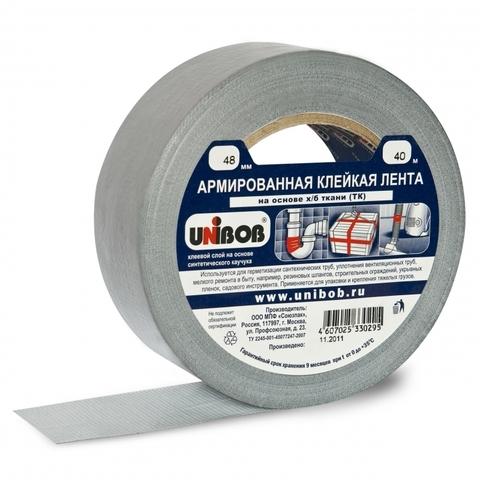 Скотч армированный 40м Unibob