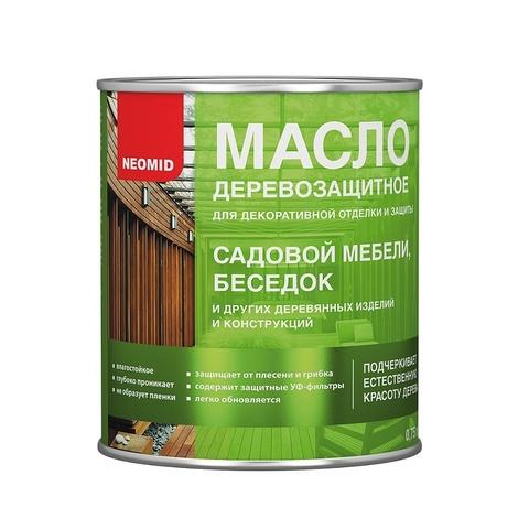 Neomid масло для мебели и интерьеров