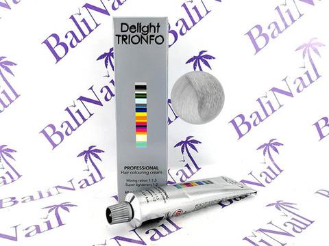 CONSTANT DELIGHT TRIONFO 12-11 стойкая крем-краска для волос Специальный блондин сандре-жемчужный, 60 мл