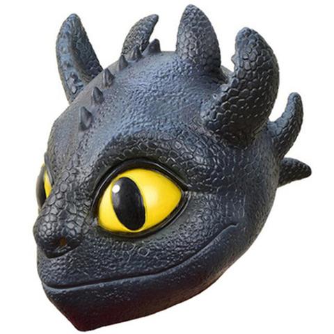Как приручить дракона маска Беззубик
