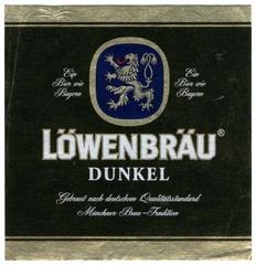 Пиво Lowenbrau Dunkel