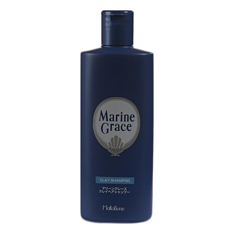 MOLTOBENE Шампунь Marine Grace лечебный бесщелочной для стимуляции роста волос