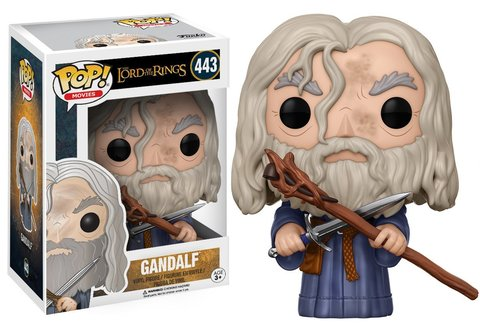 Фигурка Funko POP! Vinyl: LOTR/Hobbit: Gandalf 13550