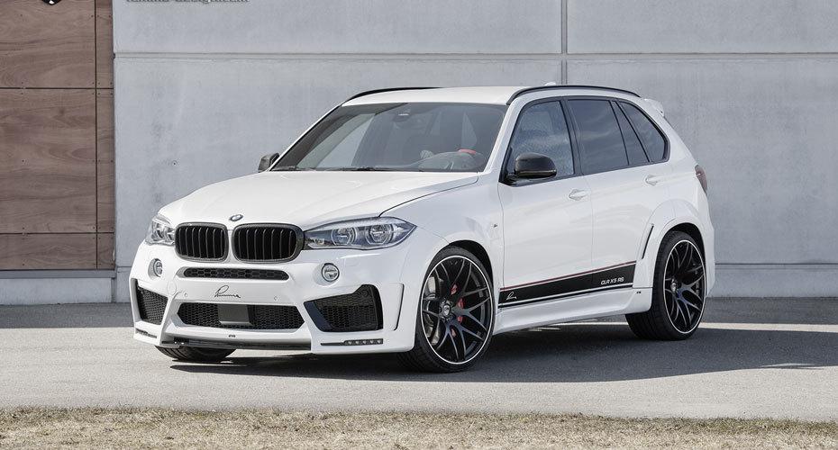Обвес Lumma CLR X5 RS для BMW X5 F15 Копия