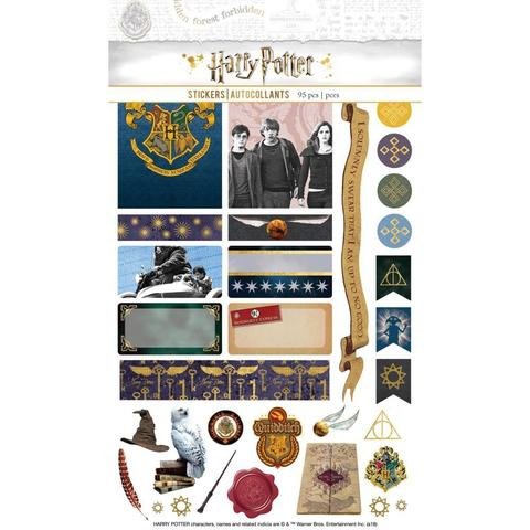 Стикеры Paper House Life Organized Planner Stickers - Harry Potter