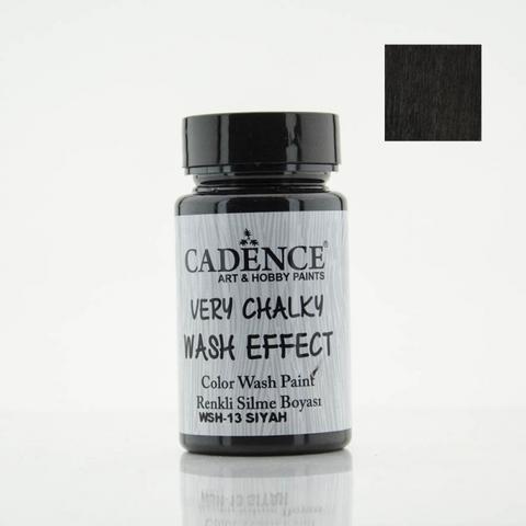 №13 Very Chalky Wash Effect,  Черный, 90мл.