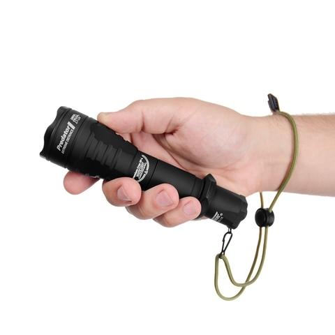 Тактический фонарь Armytek Predator v3 XP-L HI (белый свет)