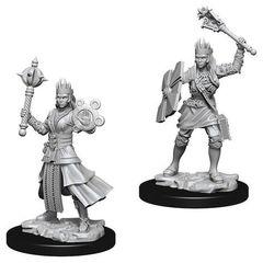 D&D Nolzur's Marvelous Miniatures - Female Human Cleric