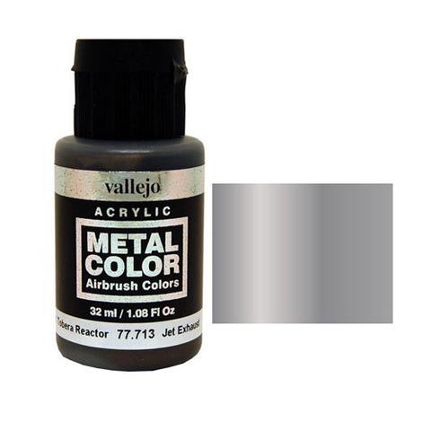 713 Краска Metal Color Реактивный Выхлоп (Jet Exhaust) укрывистый, 32 мл