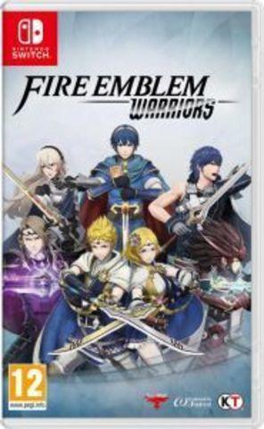 Nintendo Switch Fire Emblem Warriors Ограниченное издание (английская версия)