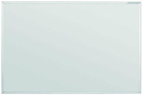 Магнитно-маркерная доска Magnetoplan 120x90 см в системной раме ferroscript (1240200)