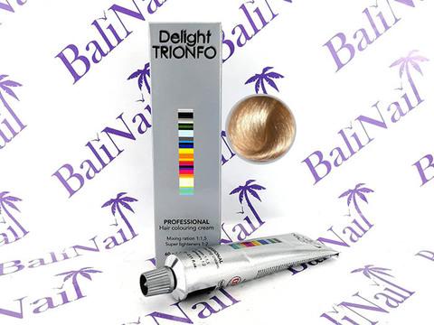 CONSTANT DELIGHT TRIONFO 12-2 стойкая крем-краска для волос Специальный блондин пепельный, 60 мл