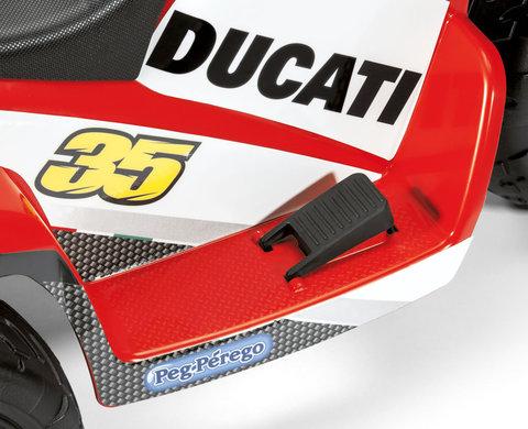 Детский трицикл Peg Perego Mini Ducati IGMD0005