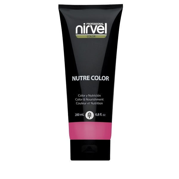 Гель-маска питательная Бабл гам Nirvel Nutre Color Buble Gum 200мл