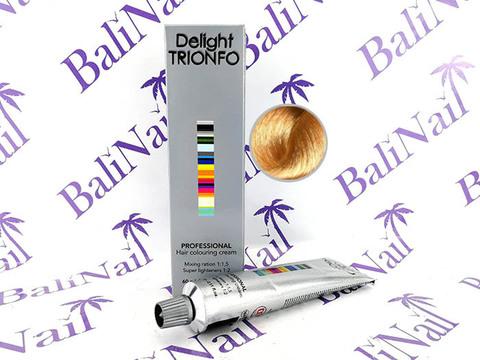 CONSTANT DELIGHT TRIONFO 12-5 стойкая крем-краска для волос Специальный блондин золотистый, 60 мл