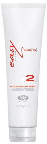 Бальзам Изи Билд2 Лисап полимерный восстановитель структуры волос 150мл