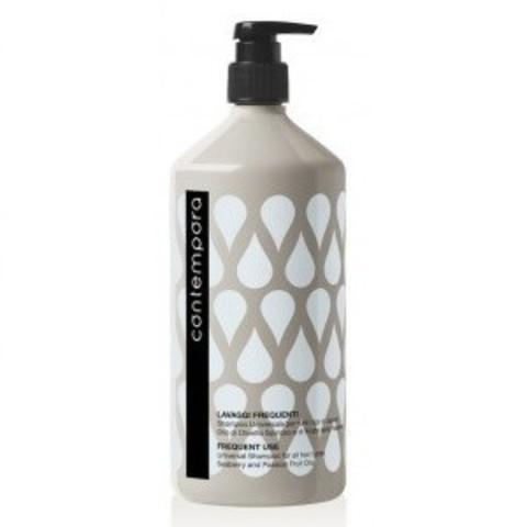 Шампунь Контемпора для всех типов волос с маслом маракуйи 1000мл