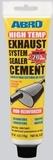 Цемент глушителя ABRO ES-332 170г (12шт/кор)