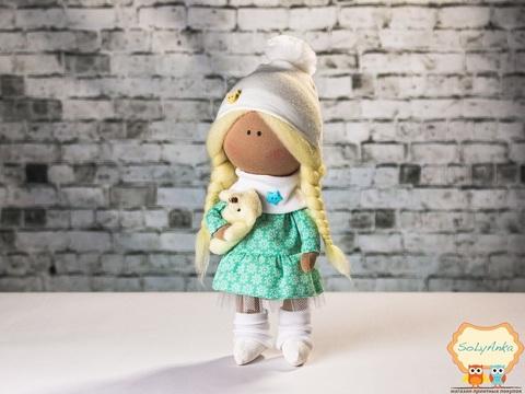 Куколка Кристал. Коллекция La Petite.