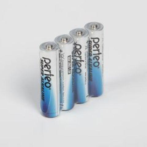 Элемент питания AAA LR03 Perfeo Super Alkaline