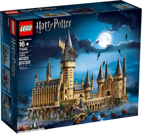 LEGO Harry Potter: Замок Хогвартс 71043 — Hogwarts Castle — Лего Гарри Поттер