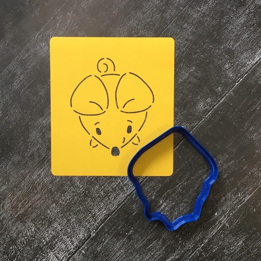 Мышка №24