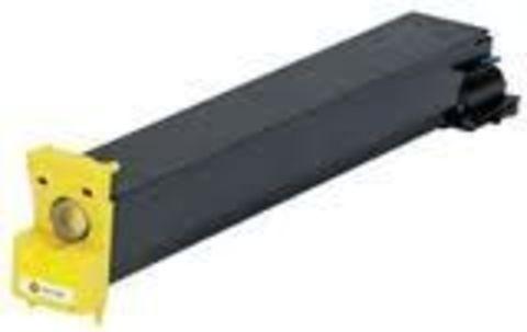 Konica Minolta C300/C352/C352P TN-312Y тонер картридж yellow (желтый) (8938706)