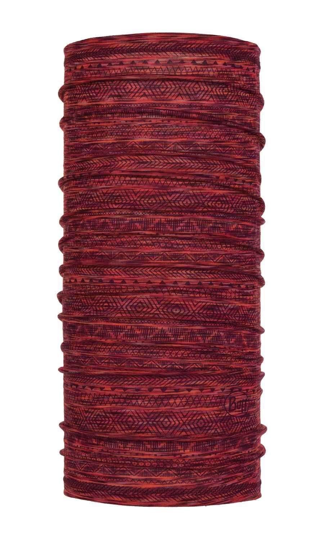 Тонкий шерстяной шарф-труба Buff Wool lightweight North Rusty