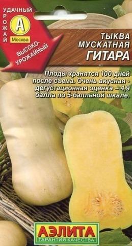 Семена Тыква Гитара