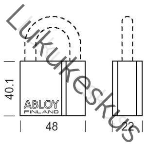 RIipplukk ABLOY PL 330/50C CLASSIC