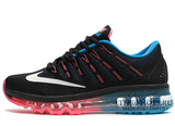 Кроссовки Женские Nike Air Max 2016 Black Blue Pink
