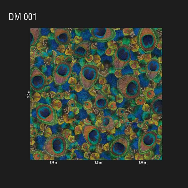 Панно Loymina Illusion DM 001, интернет магазин Волео
