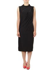 P205-9 платье женское, черное