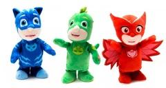 Герои в масках игрушки персонажей интерактивные мягкие
