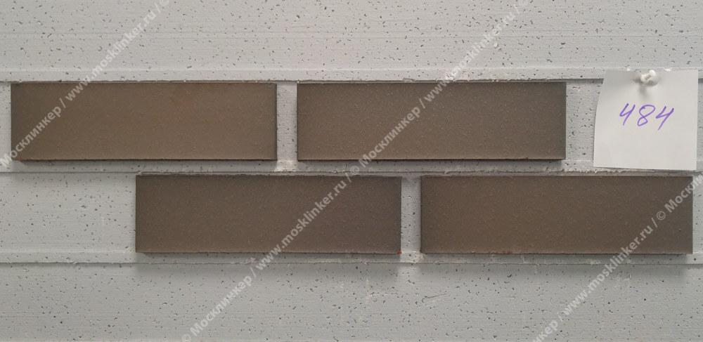 Плитка-клинкер под кирпич Feldhaus Klinker, Galena, galena terreno viva, R484NF14