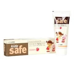 Зубная паста от 3-х лет, CJ Lion, Kids Safe, 90 г.
