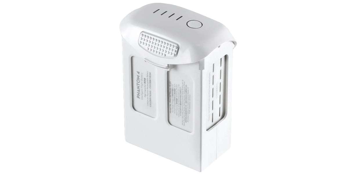 Аккумулятор DJI Li-pol 15.2V 5870mAh, 4s1p для Phantom 4/ 4 PRO (Part64) вид сбоку