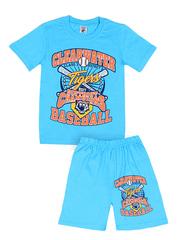 Dl1173-25 комплект детский, голубой