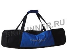 Чехол для лыжероллеров Nordski Roller Black-Blue