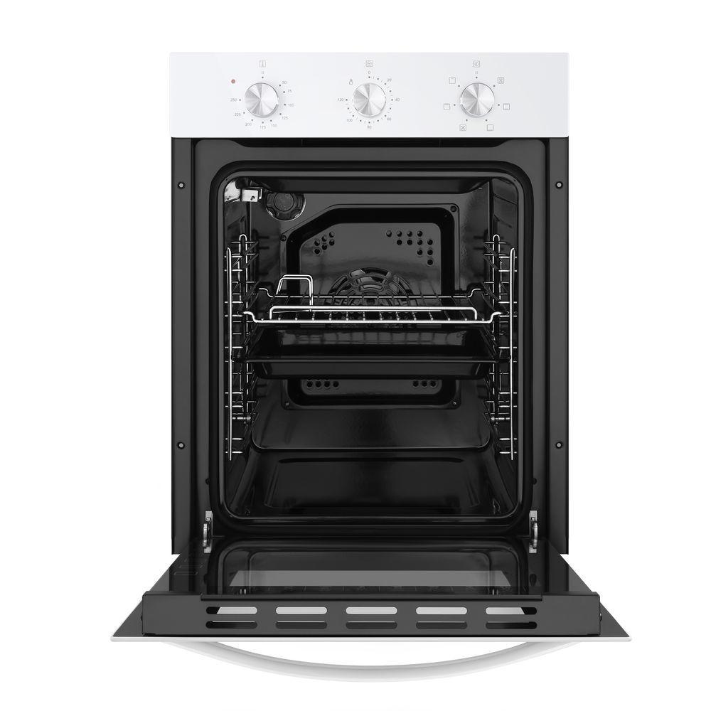 Электрический независимый духовой шкаф Maunfeld EOEC516W