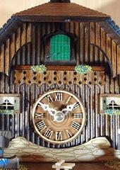 Часы настенные с кукушкой Trenkle 1503