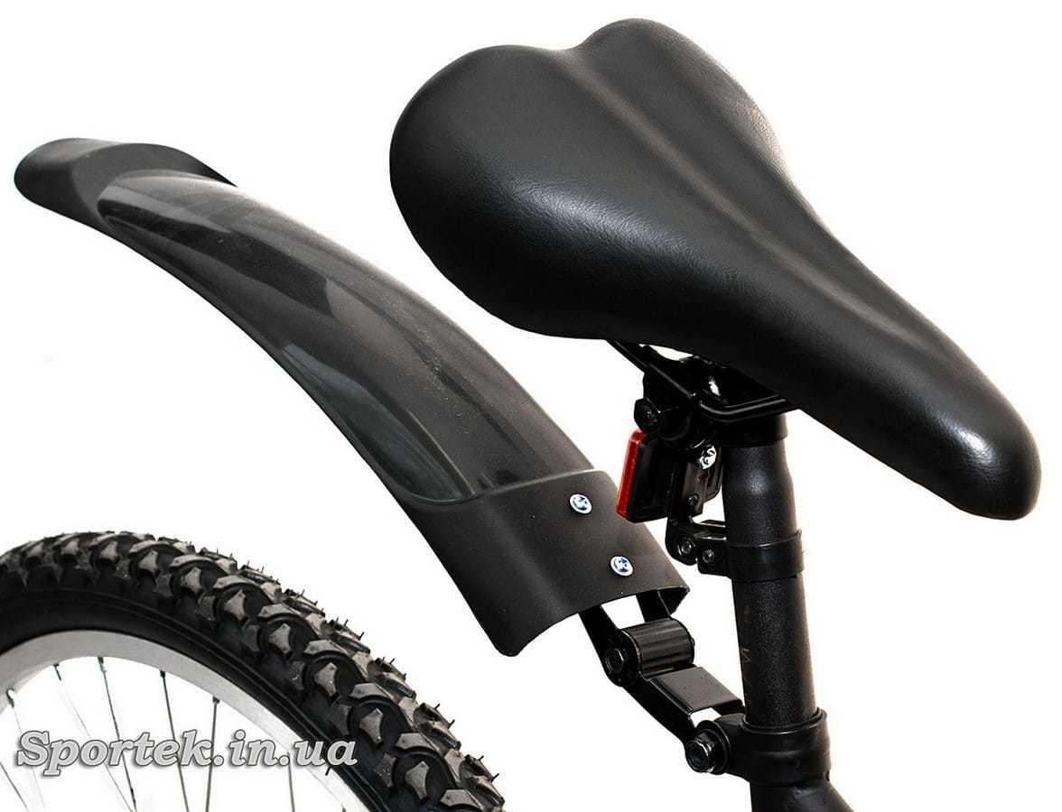 Седло горного универсального велосипеда Discovery Trek DD 2016 (Дискавери Трек)