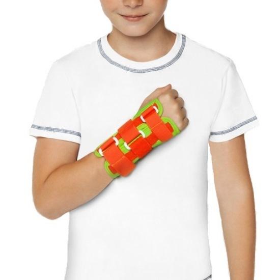 Тутор на лучезапястный сустав детский пластика плечевого сустава по вайнштейну